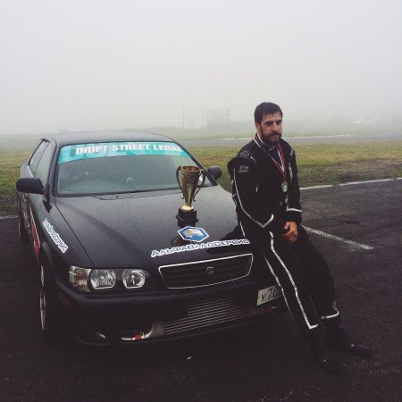 Второй этап открытого чемпионата Владивостока по дрифтингу Drift Street Legal
